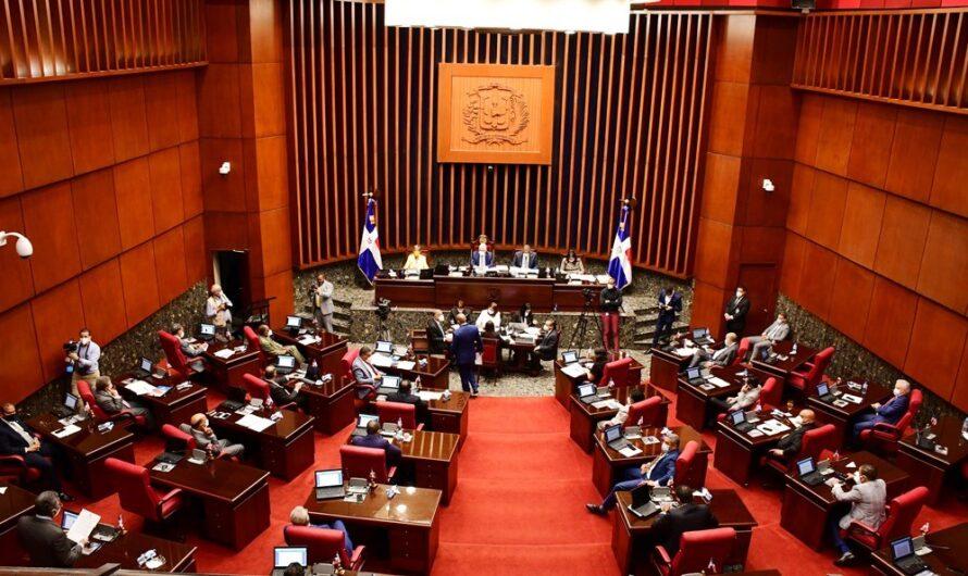 El Senado dela República aprueba recursos para combatir la pandemia de la covid-19