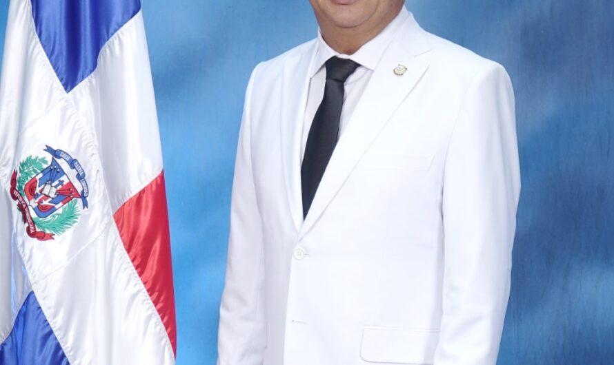 Senador Ricardo de los Santos diagnosticado positivo  con covid-19